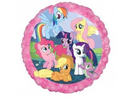 Fóliový balón My Little pony 47cm