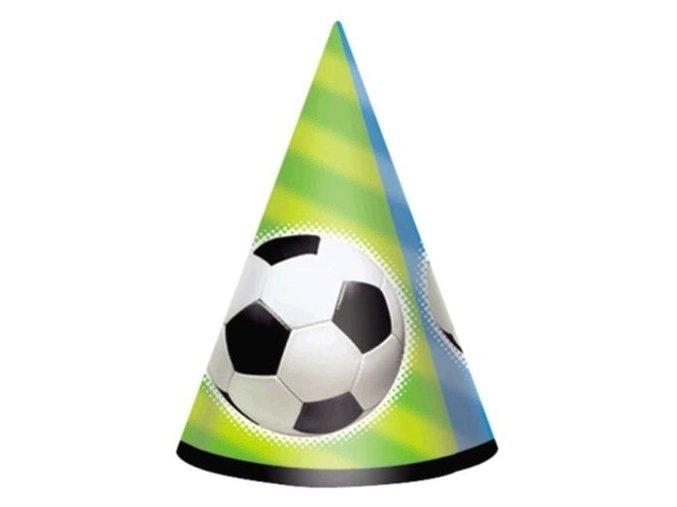 eng pl Footbal paper hat 8 pcs 29309 1