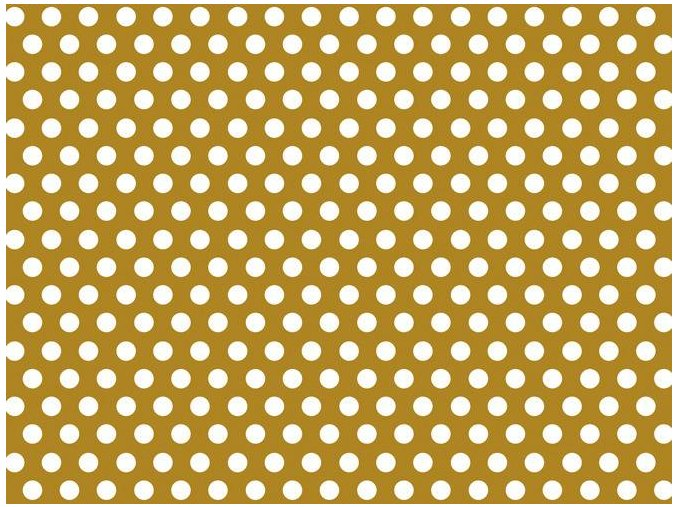 eng pl Gold Dots Giftwrap 76 x 152 cm 1 pc 26598 2