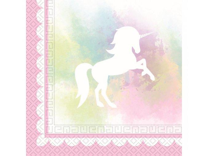 serwetki papierowe believe in unicorns rozm 33