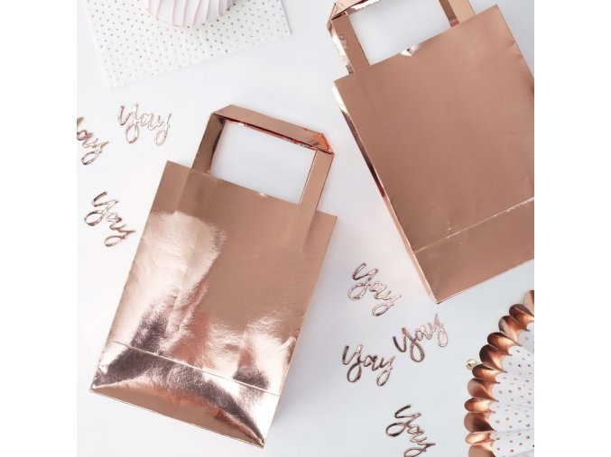 pm 365 rose gold party bags min