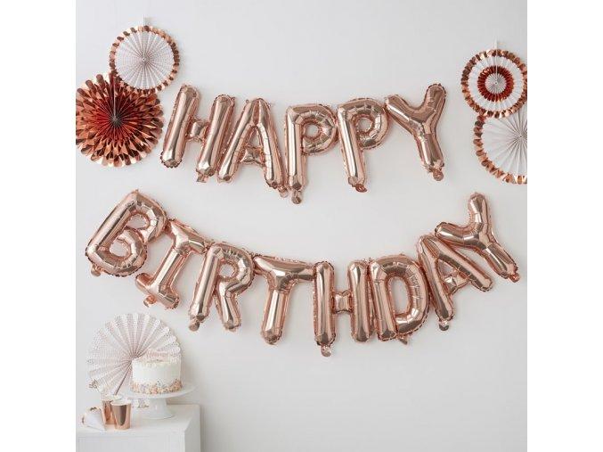 pm 333 happy birthday rose gold balloon bunting min