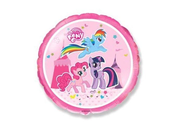 Fóliový balón My Little Pony 43cm