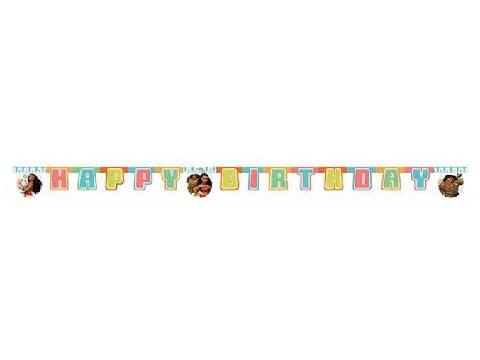 eng pl Happy Birthday banner Moana 1 pc 24251 2