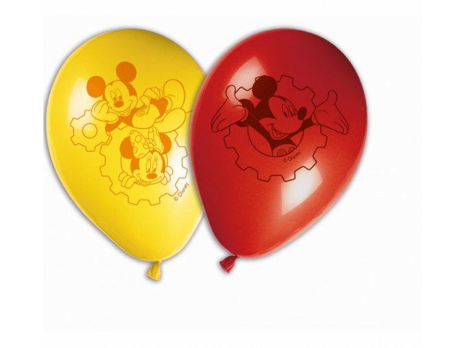 Latexové balóny Mickey Mouse ClubHouse 6ks v balení