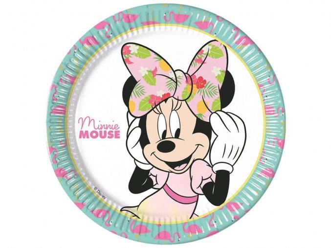 Tanier Minnie Mouse mint 8ks v balení