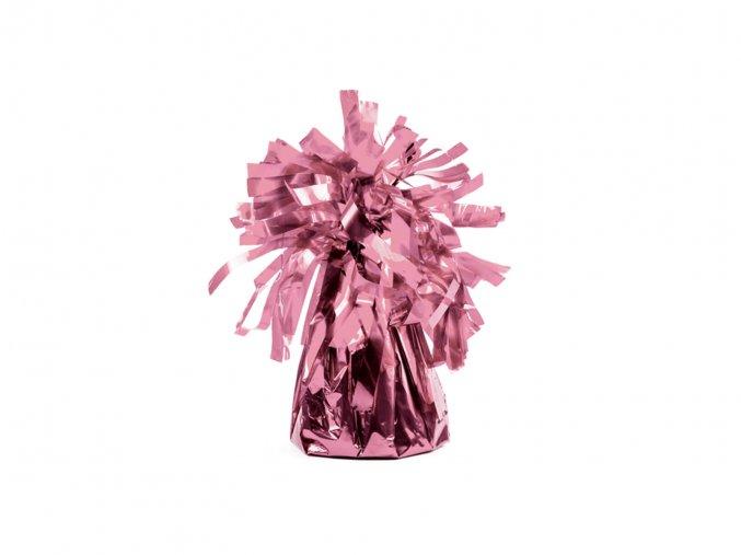 eng pl Foil balloon weight rose gold 130 g 1 pc 49940 1