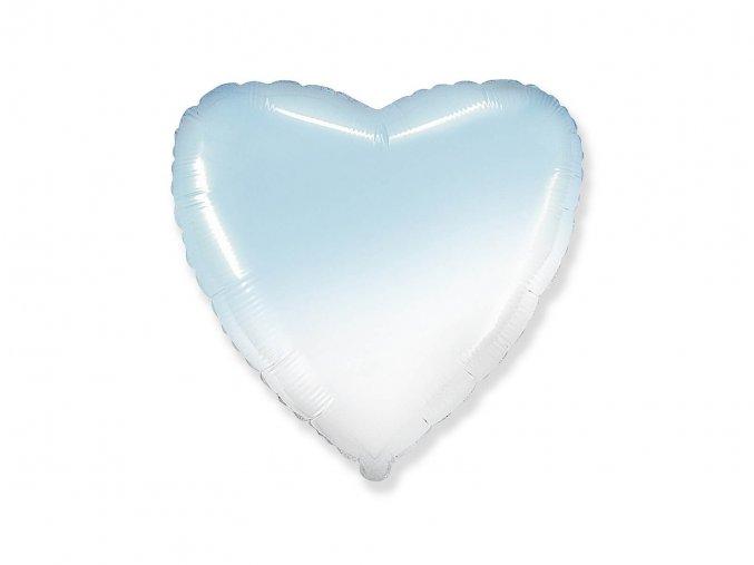 eng pl Pastel Heart Foil Balloon 46 cm 1 pcs 48294 2