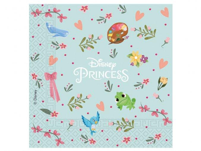 eng pl Lunch napkins Princess Dare To Dream 33 cm 20 pcs 31653 2
