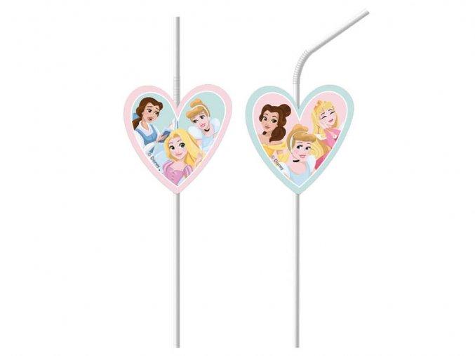 eng pl Drinking straws Princess Dare To Dream 6 pcs 31658 2