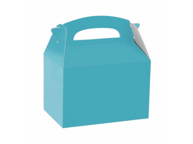 Krabička na drobnosti karibská modrá 1ks
