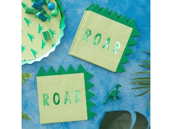 rr 315 roar paper napkins