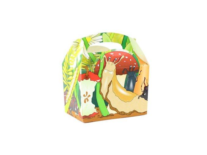 party box záhrada 1ks