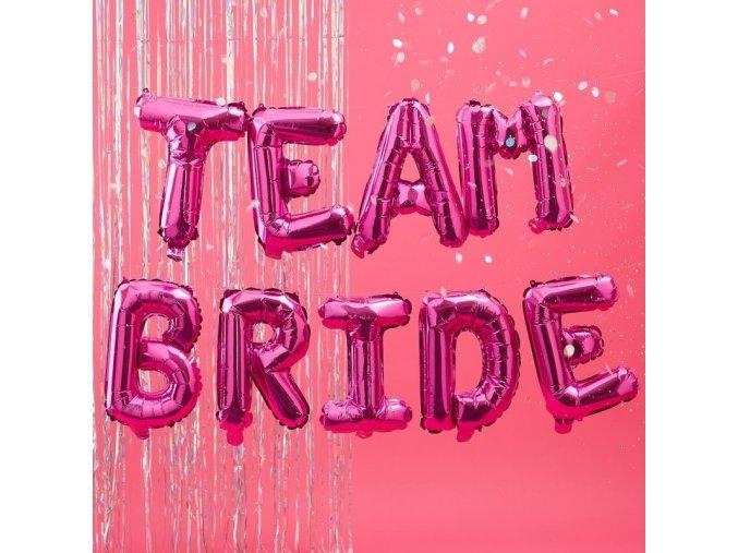 bt 328 hot pink team bride balloon bunting min