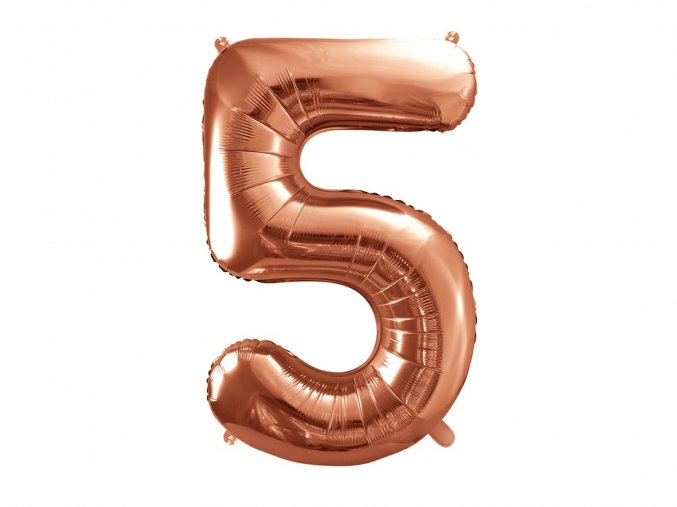 pol pl Balon foliowy cyfra 5 86 cm 1 szt 38245 2