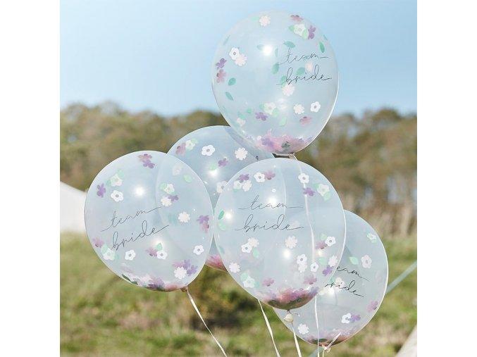 boho 316 team bride floral confetti balloon min