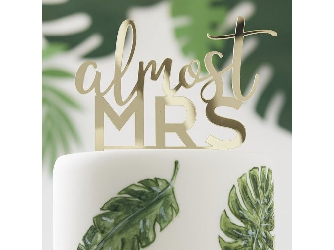bs 416 almost acrylic cake topper min