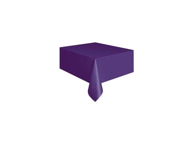 Obrus fialový 137x274cm