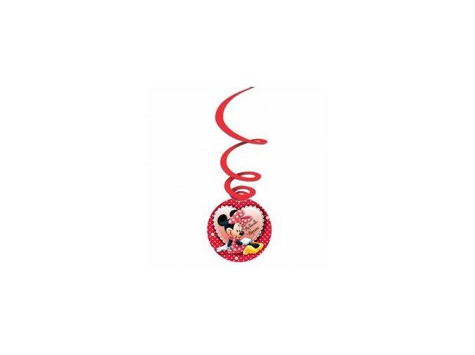 Špirály Minnie 3ks v balení