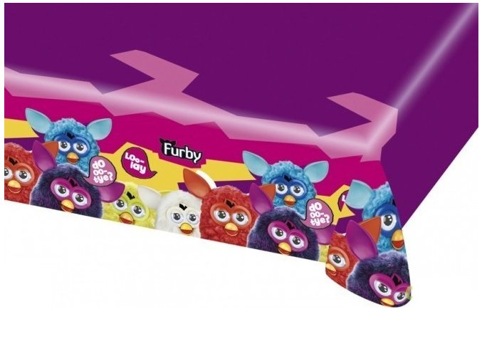 Obrus Furby 1,2x1,8m