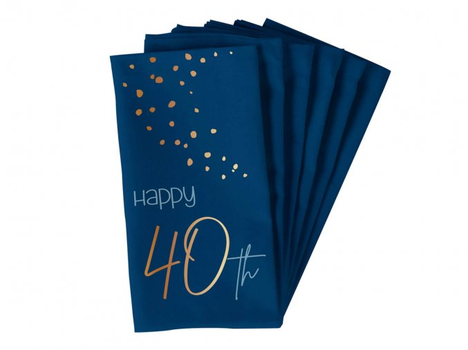 eng pl Napkins Happy Birthday 33 cm 10 pcs 45967 1