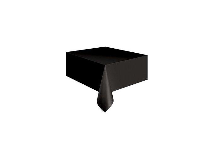 Obrus čierny 1,37x2,74m 1ks v balení