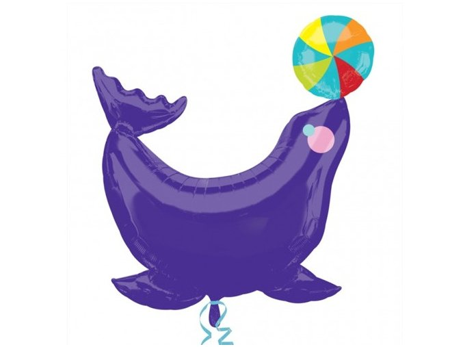 Fóliový balón Tulen s loptou 81cm