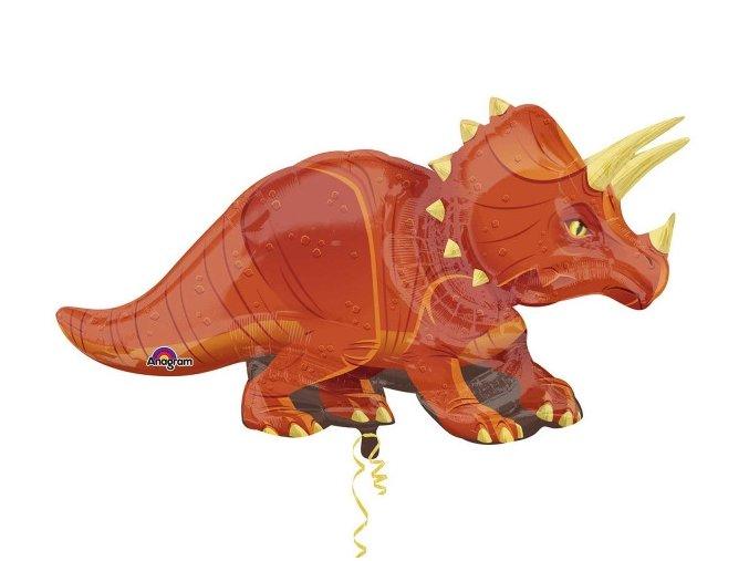 Fóliový balón Dinosaurus 106cm