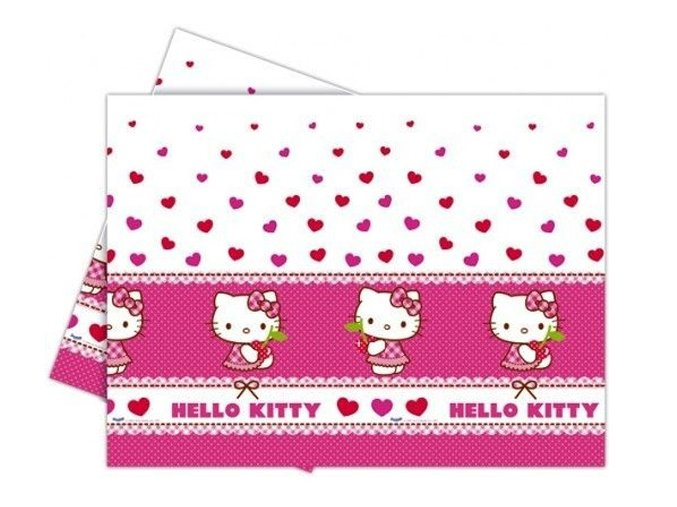 Obrus Hello Kitty 120x180cm