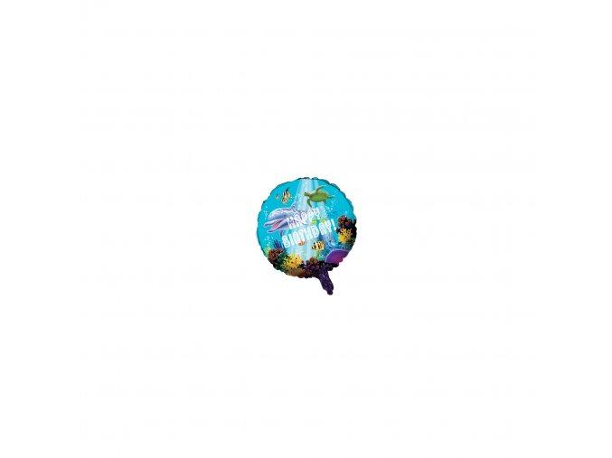 Fóliový balón Ocean Nemo a Dory 45cm