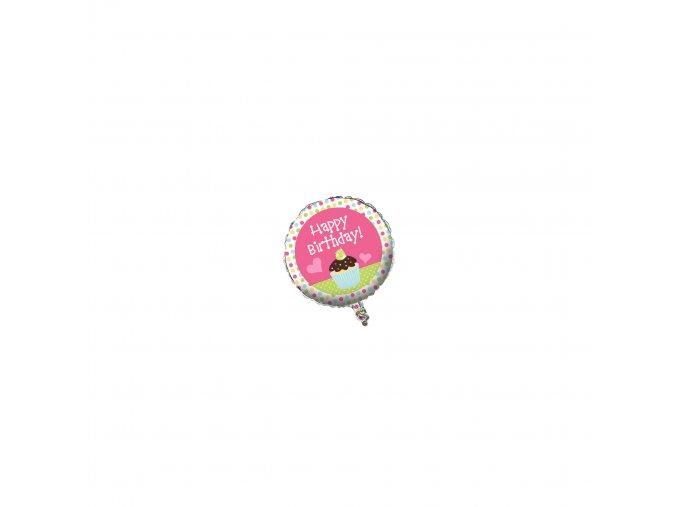 Fóliový balón Maffin 45cm