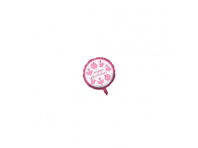 Fóliový balón TUTU