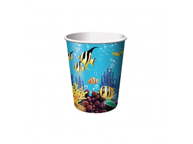 Pohár Ocean 8ks v balení