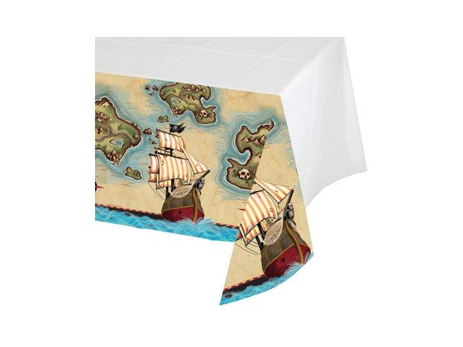 Obrus Pirát 1,37x2,59m