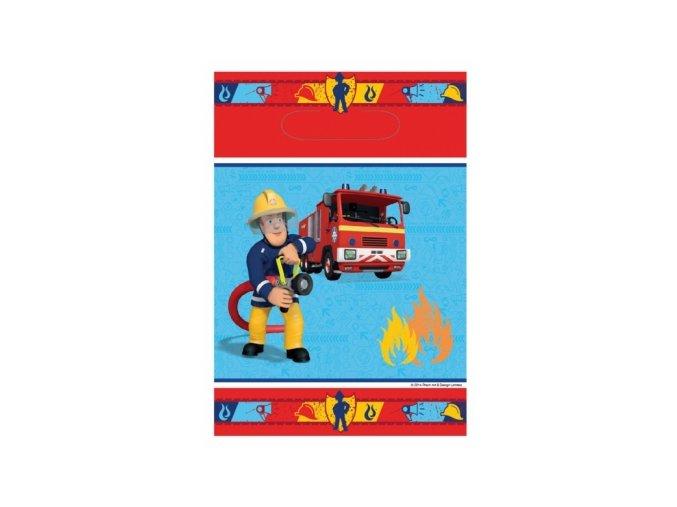 Taštička Požiarnik Sam 8ks v balení