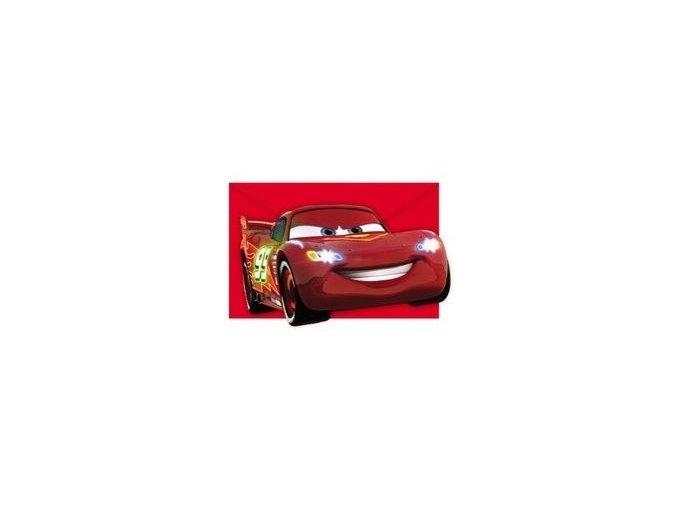Pozvánky McQueen cars Autá 6ks v balení