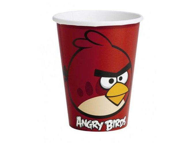 Pohár Angry Birds 8ks v balení