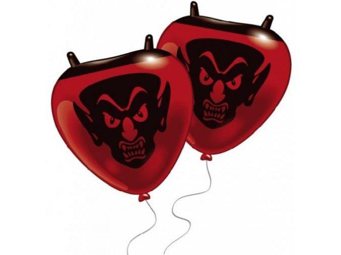Latexové balóny Little devils 5ks v balení