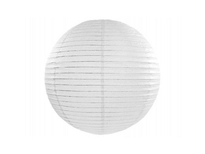 Lampión biely 35cm