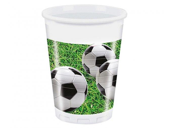 kubeczki plastikowe kokliko football party 20