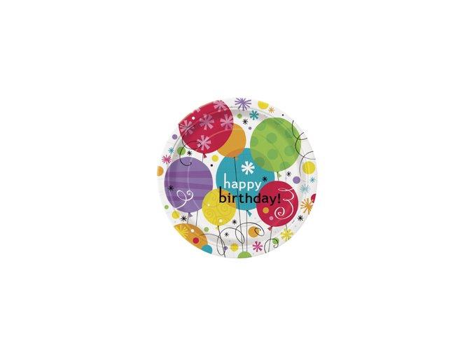 Tanier Breezy Birthday 8ks v balení