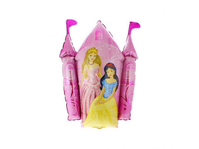 eng pl Princess Foil Balloon 72 cm 1 pc 49258 1