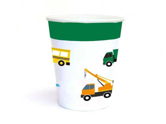 eng pl Paper Cups Cars 250 ml 6 pcs 45823 1