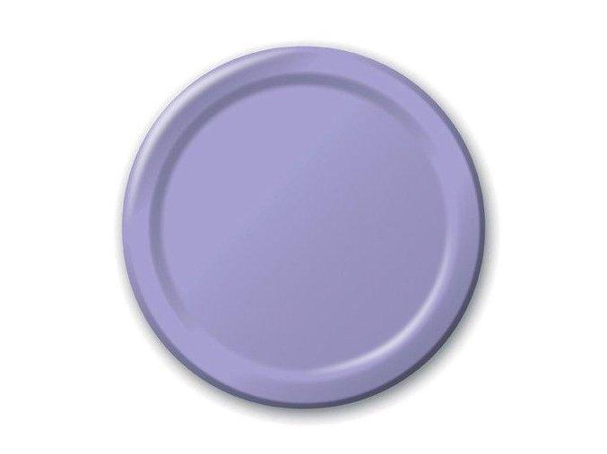 Tanier levanduľový 8ks v balení, 17,1cm
