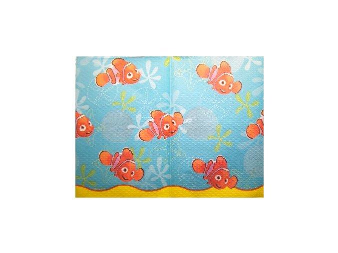 Obrus Nemo a Dory 1,20x1,80m