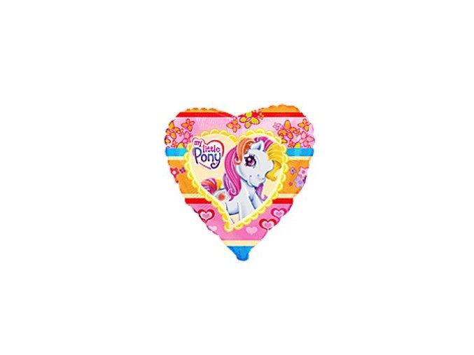 Fóliový balń My little Pony 46cm