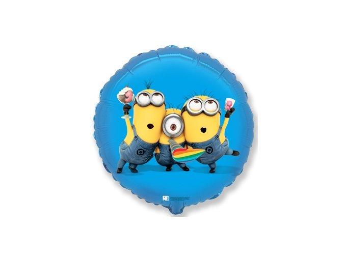 Fóliový balón Mimoni 46cm