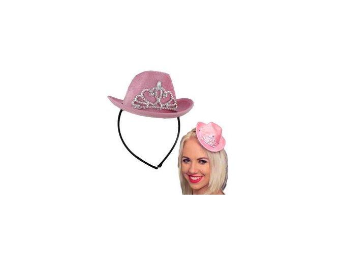Klobúk Mini Cowboy