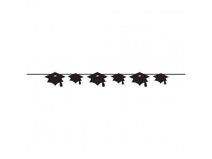 Girlanda Graduate 1,6m