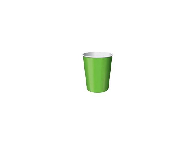 Pohár zelený 8ks v balení, 270ml